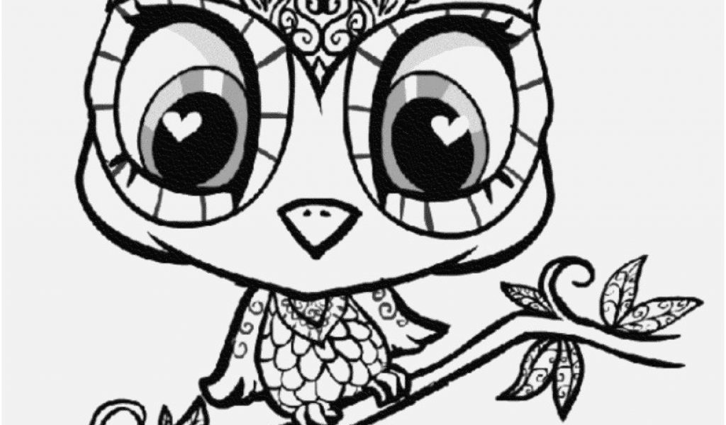 1024x600 Abstract Owl Coloring Pages Gallery Top Cute Owl Coloring Pages