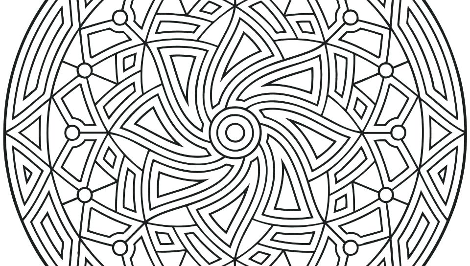960x544 Coloring Pages Patterns Coloring Pages Patterns Free Abstract