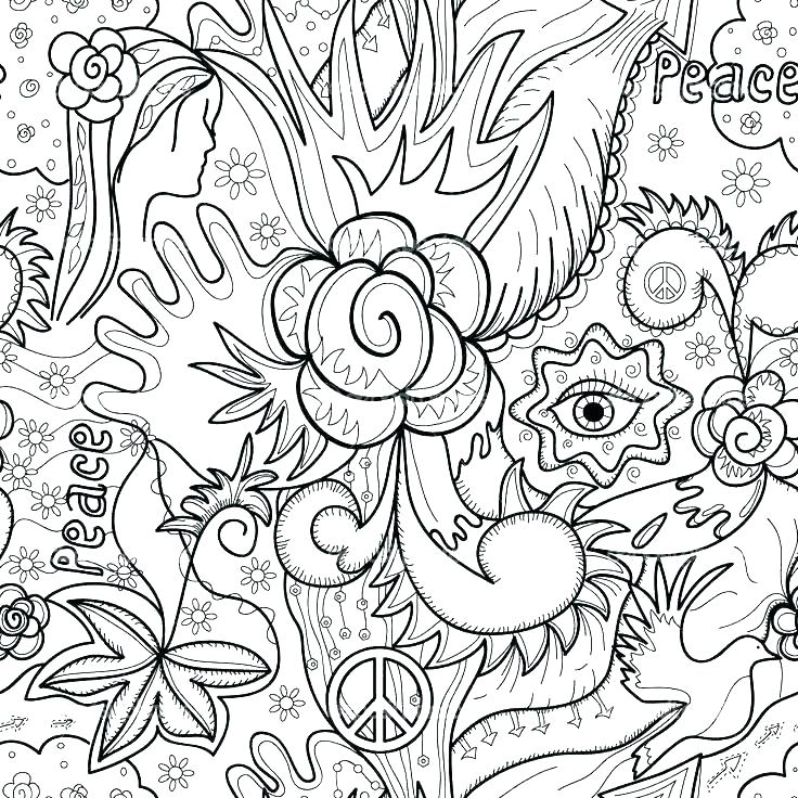 736x736 Flower Design Coloring Pages Cool Design Coloring Pages Coloring