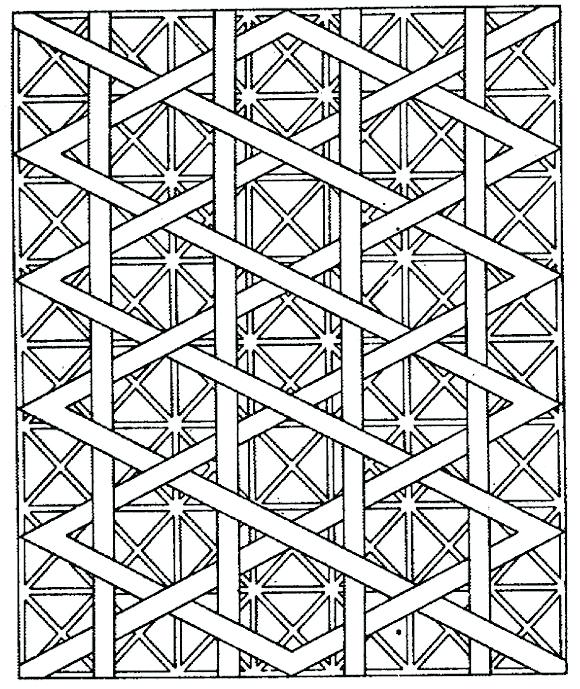 580x689 Patterns To Print And Colour Free Abstract Pattern Coloring Page