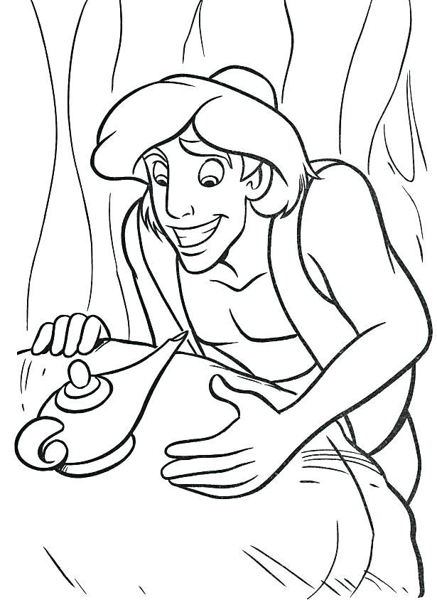 615x844 Jasmine And Coloring Pages Drawing Princess Jasmine And Jasmine