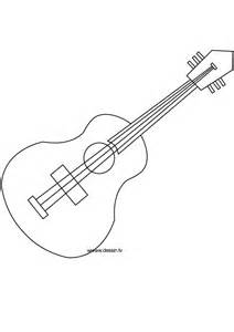 212x300 Guitar Coloring Pages Acoustic Guitar