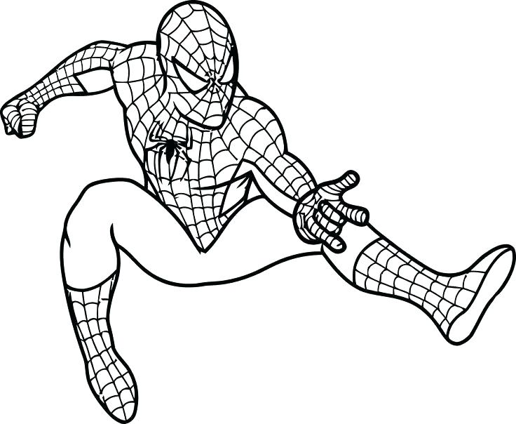 736x604 Coloring Pages Superheroes Superhero Free Coloring Pages Super