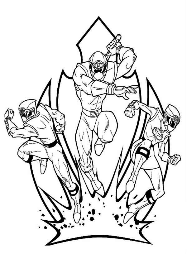 600x815 Elegant Power Ranger Coloring Pages