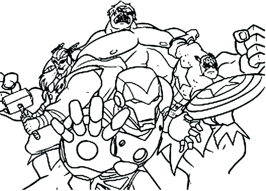 878x630 Action Hero Coloring Pages Super Heroes Coloring Pages To Print