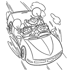 230x230 Top Free Printable Toy Story Coloring Pages Online