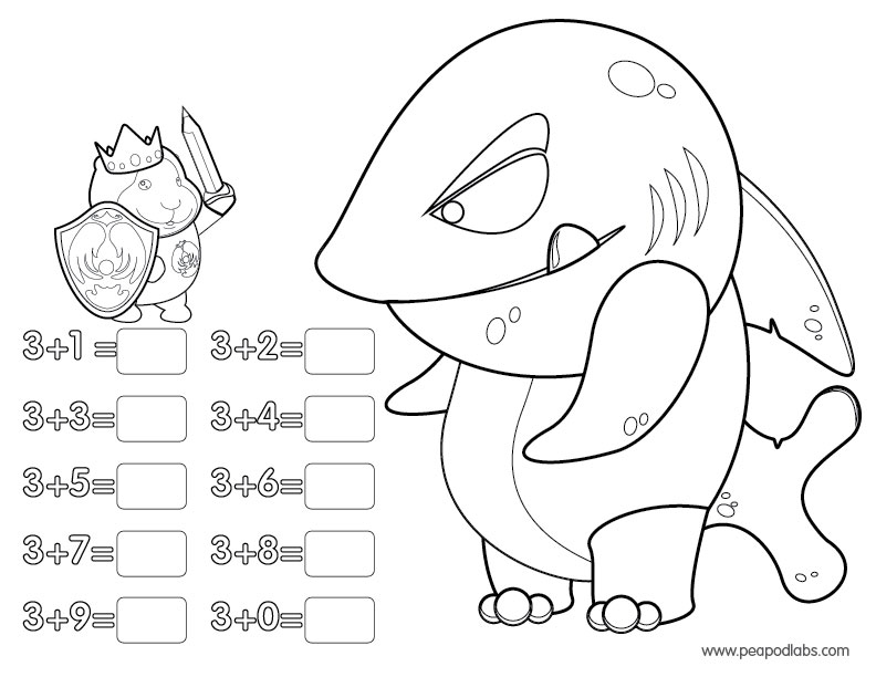 792x612 Addition Colouring Pages Great Addition Coloring Pages
