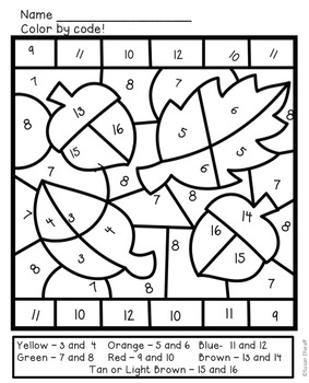 283x350 Math Coloring Sheets For Fall Addition And Subtracti On Candy