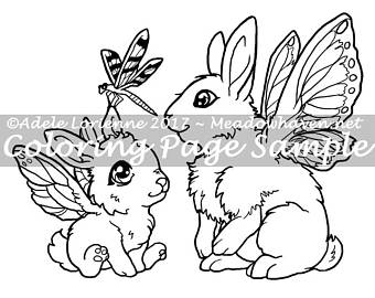340x270 Art Of Meadowhaven Fantasy Coloring Page Download