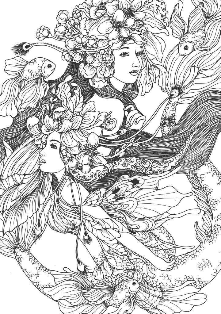 721x1024 Image Result For Adele Lorienne Coloring Pages Coloring