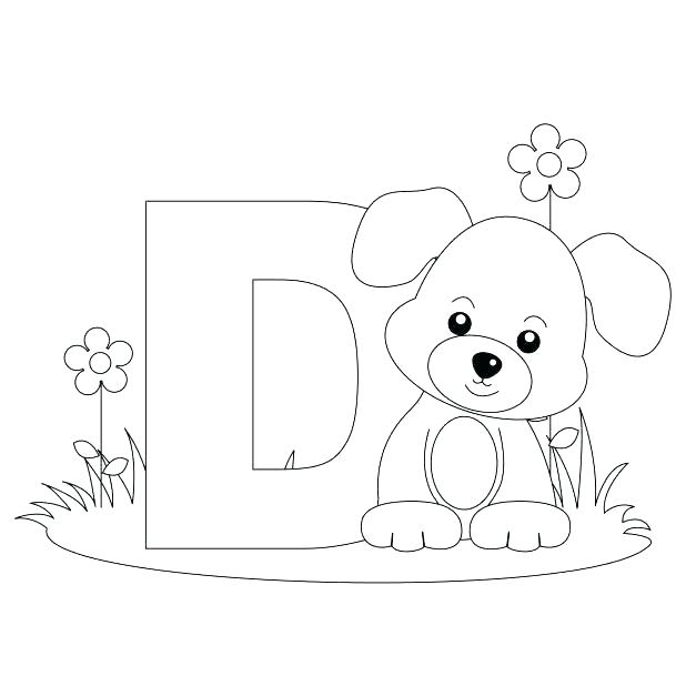 618x618 Alphabet Coloring Pages For Adults Letters Printable Also Free