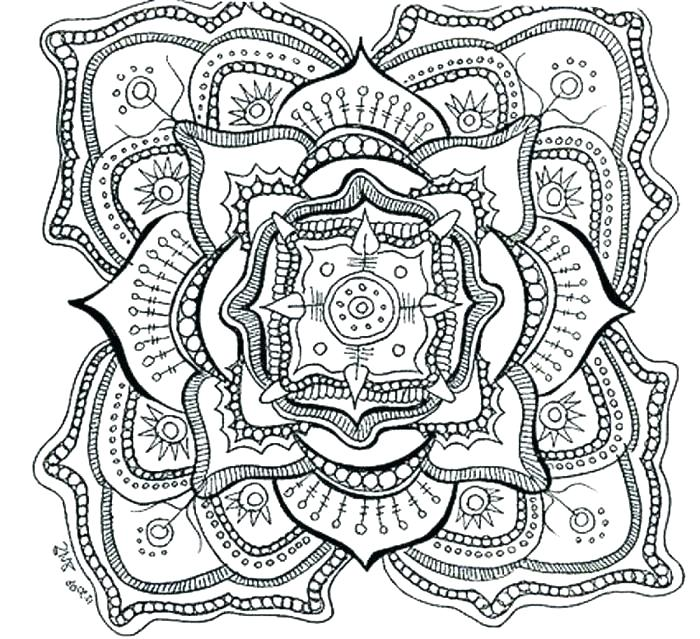 700x639 Hard Christmas Coloring Pages Hard Printable Coloring Pages Hard