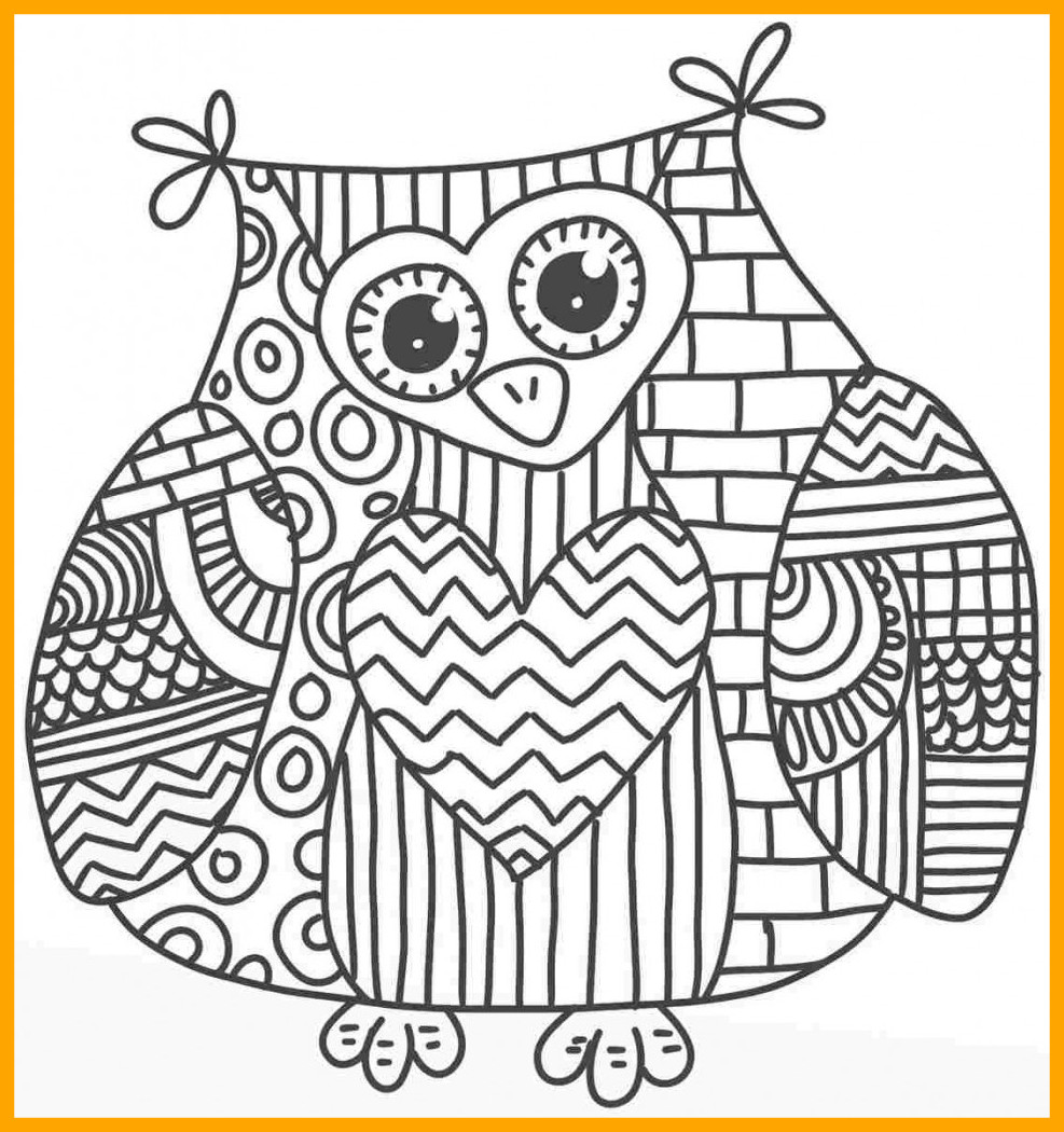 987x1050 Fascinating Adult Coloring Pages Birds Printable Pics For Style