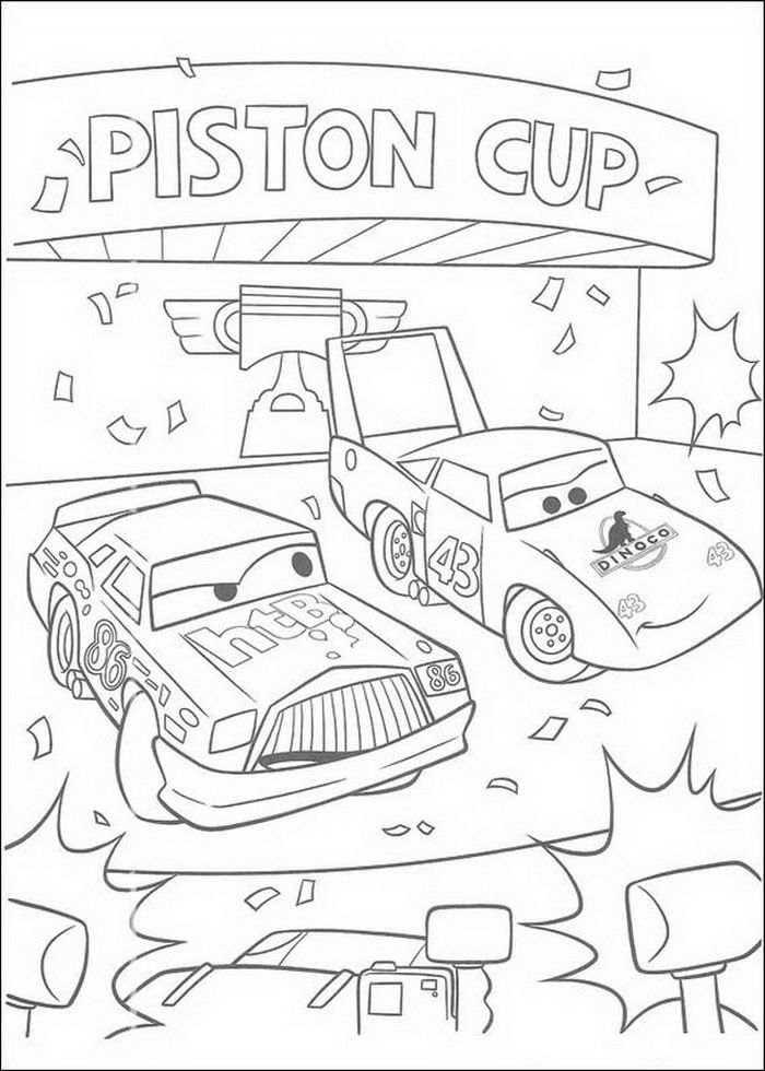 700x980 Cars Coloring Pages Happiness Is Coloring