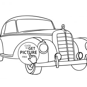 300x300 Coloring Pages Antique Cars Best Of Adult Coloring Pages Antique
