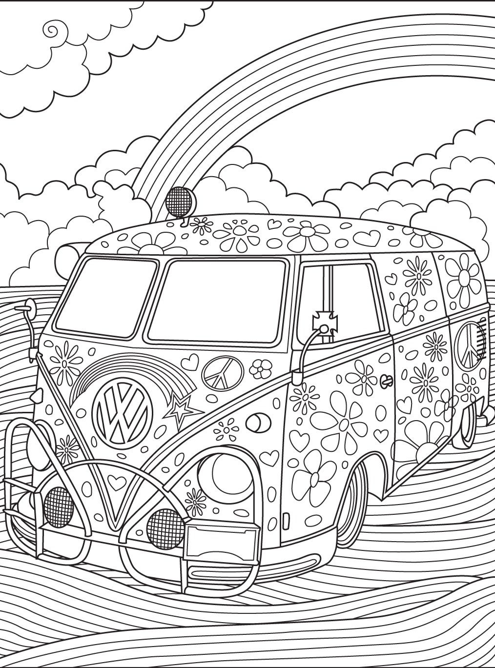 1014x1369 Adult Coloring Pages Of Cars Collection Coloring Sheets