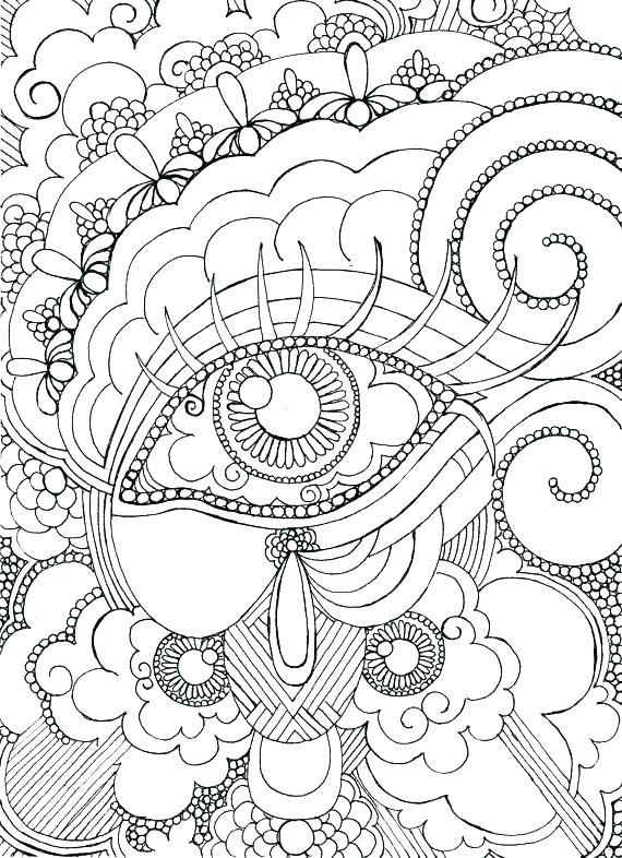 570x786 Detailed Coloring Page Coloring Pages Detailed Detailed Coloring