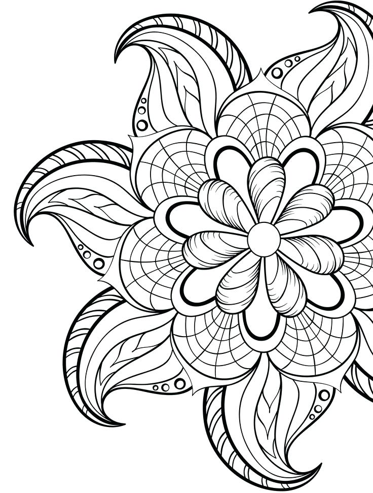 736x971 Free Coloring Book Pages