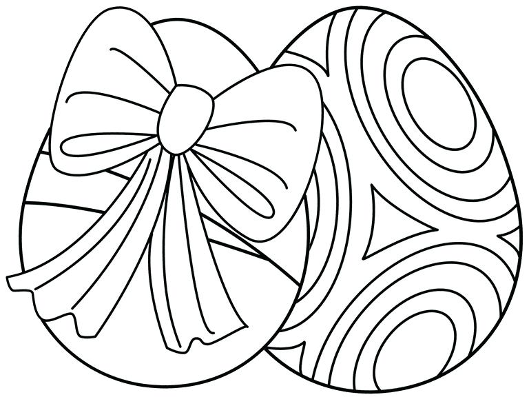 768x576 Coloring Pages Easter Eggs Free Printable Coloring Pages Fresh