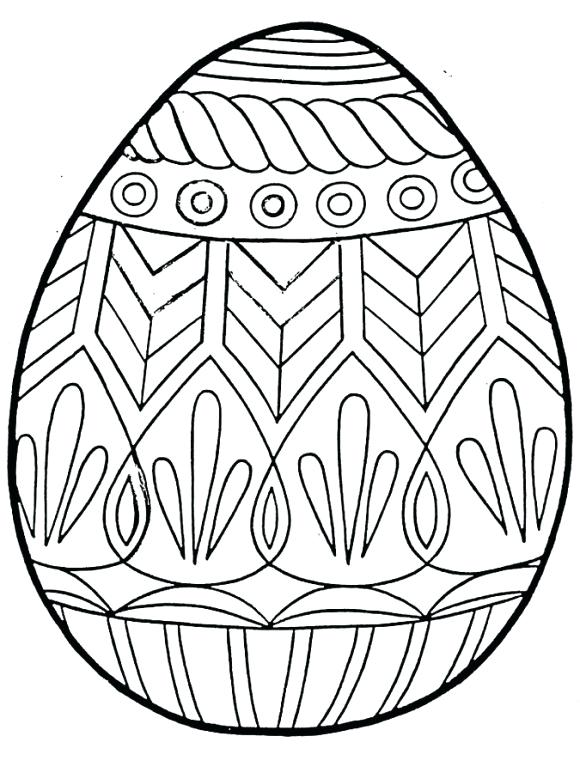 580x773 Easter Eggs Coloring Pages Adult Coloring Pages Coloring Pages