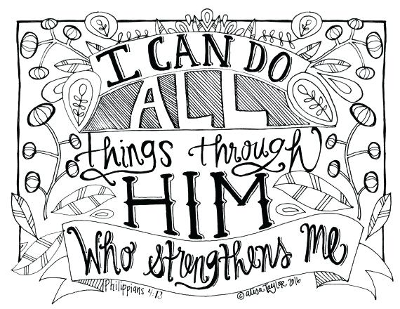 570x440 Christian Coloring Pages For Adults