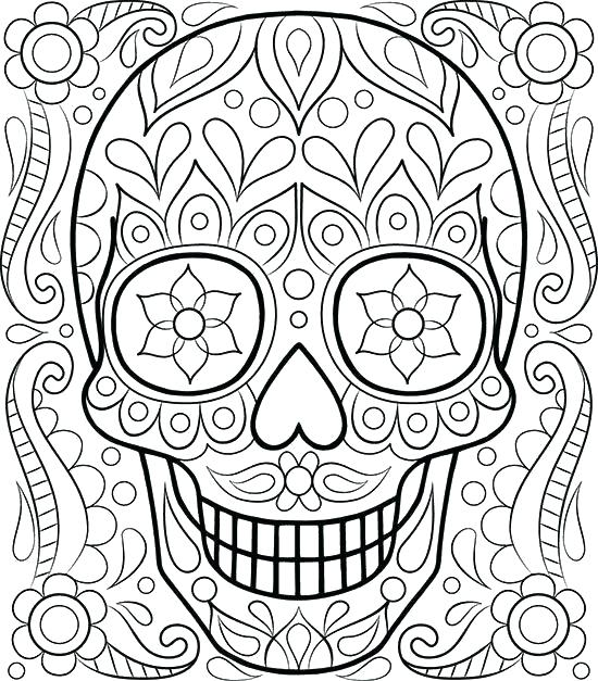 550x627 Adult Coloring Pages Printable Sun Moon Adult Coloring Pages