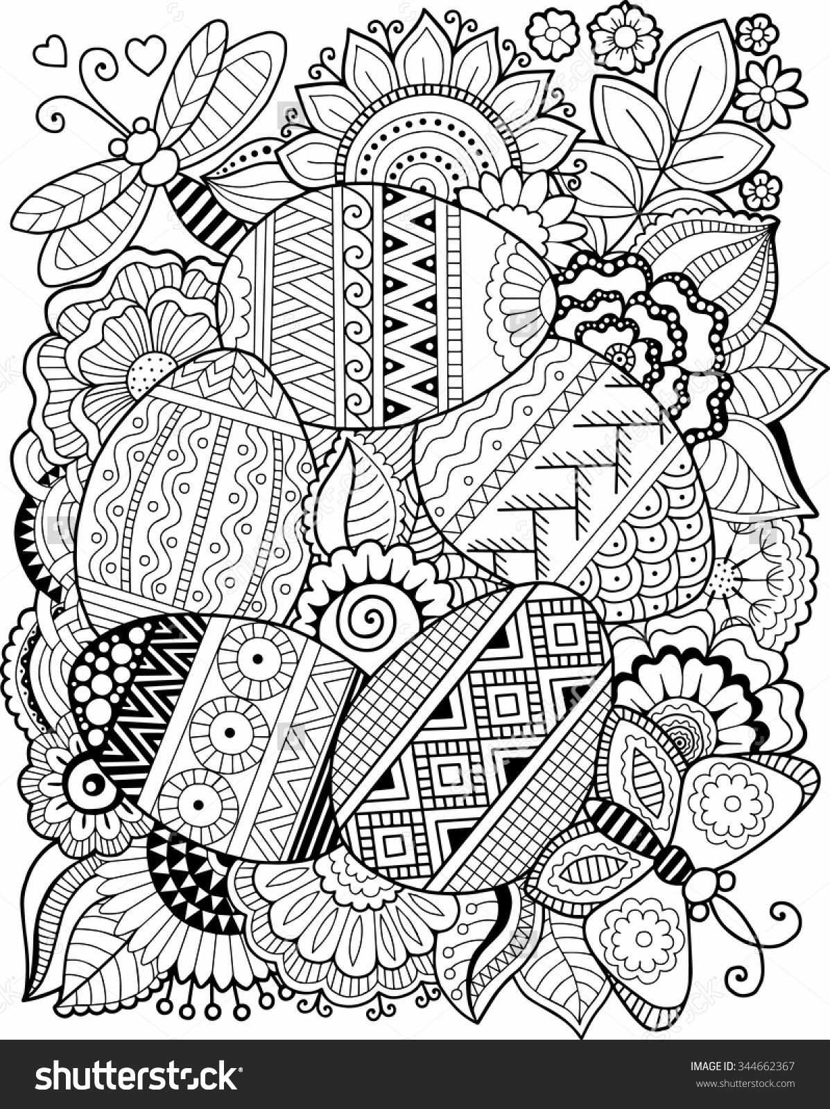 1197x1600 Adult Easter Coloring Pages Bloodbrothers Me