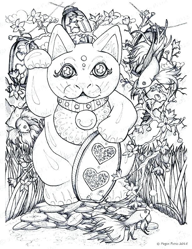 612x792 Disney Channel Coloring Pages Good Luck Coloring Pages Good Luck