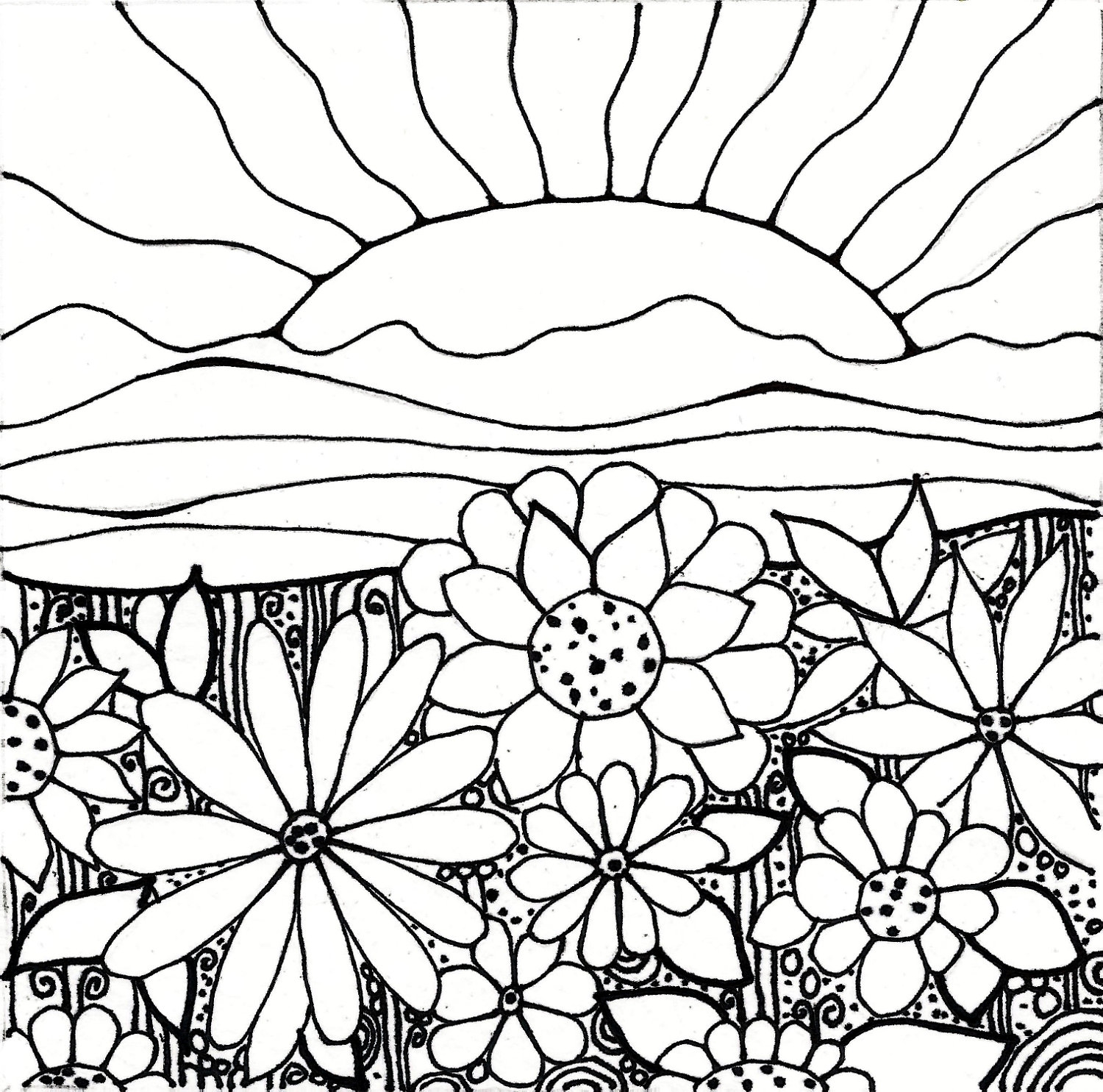 1500x1485 New Fish Coloring Page Adult Coloring Club Leri New Coloring Sheets