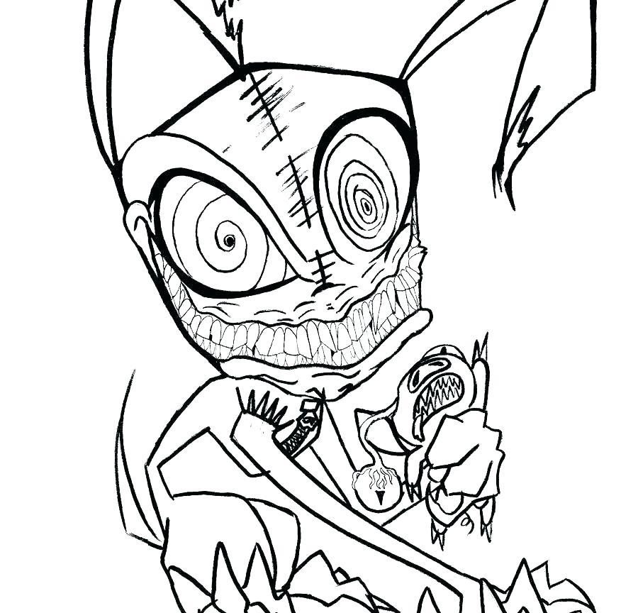 900x864 Coloring Pages Halloween Coloring Pages Scary Scary Coloring Pages