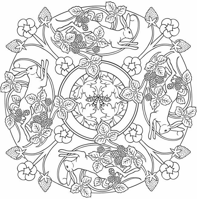 650x657 Favorite Coloring Pages Dover