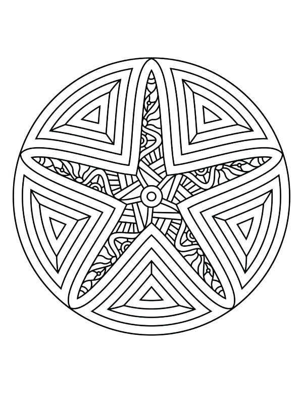 600x777 Pretty Coloring Pages Free Ocean Coloring Pages These Adult