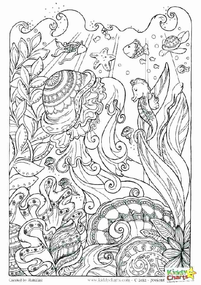 679x960 Print Adult Coloring Pages