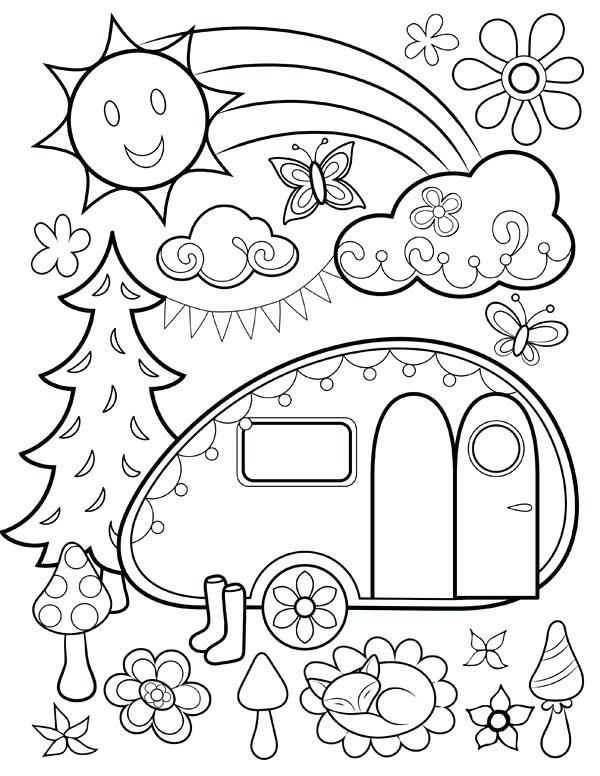 600x776 Good Free Printable Color Pages For Adults And Free Adult Coloring