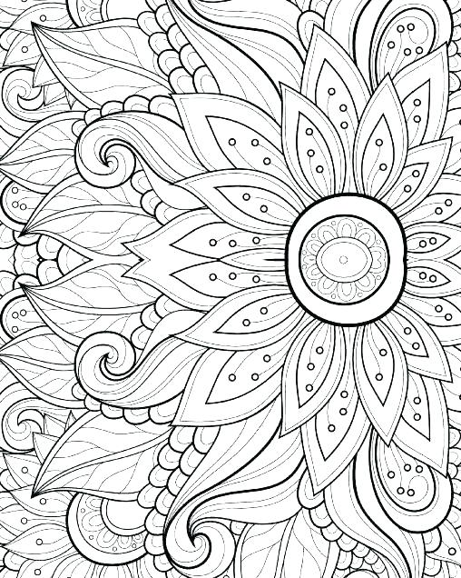 508x636 Best Of Free Adult Coloring Pages Pdf For People Art Book Page