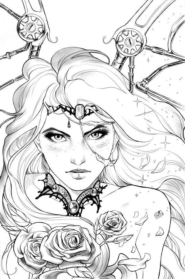 596x900 Best Adult Coloring Pages Images On Coloring Books