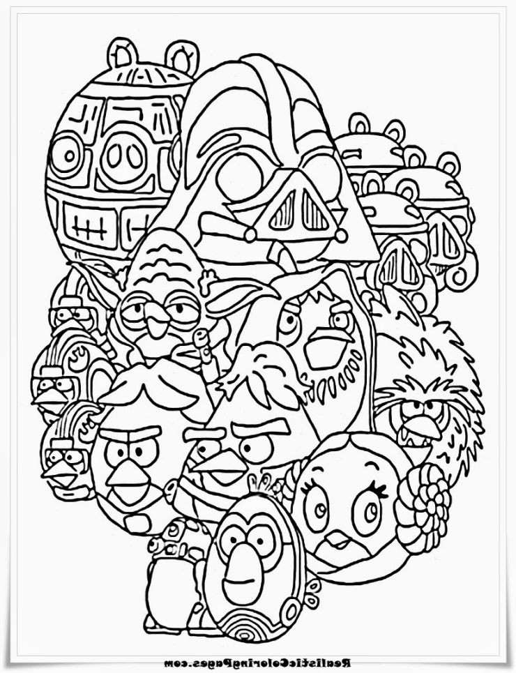 740x965 Adult Coloring Pages Star Wars Kids Endear Wagashiya