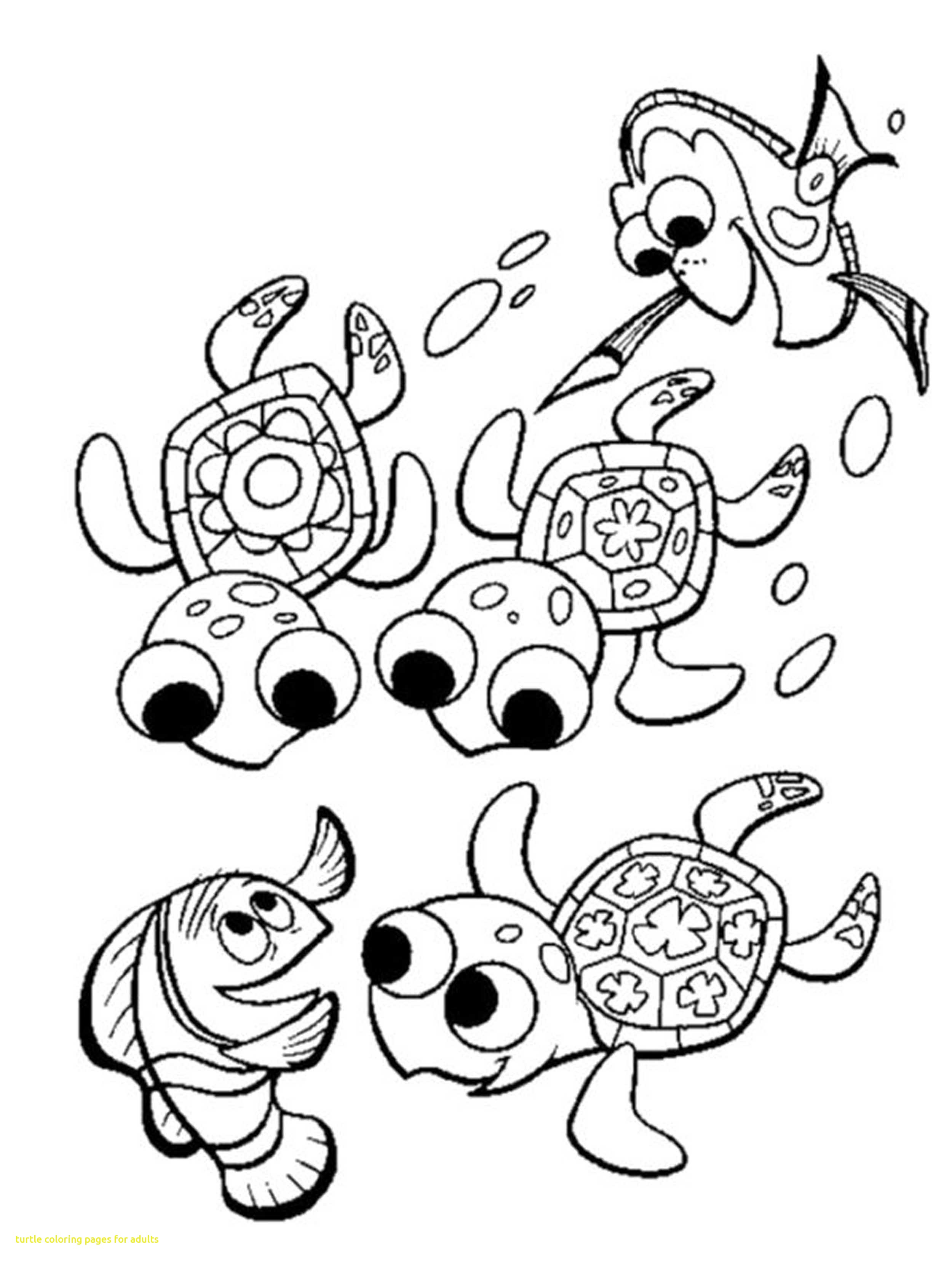 2500x3312 Turtle Coloring Pages For Adults With Adult Coloring Pages Turtle