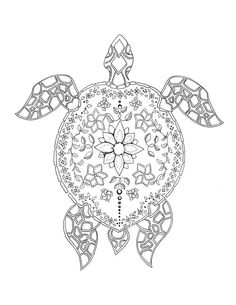 236x305 Adult Coloring Page