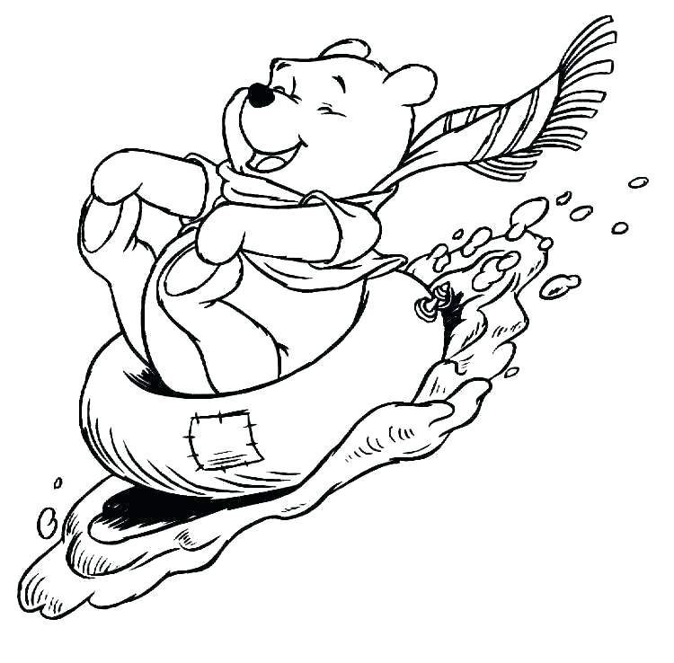 750x738 Free Winter Coloring Page Download From Inspiration Free Winter
