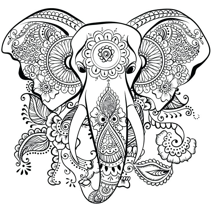 736x737 Adult Coloring Pages