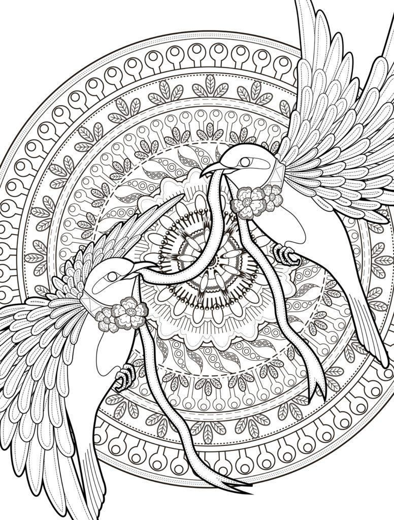 776x1024 coloring pages for adults holiday simple colorings