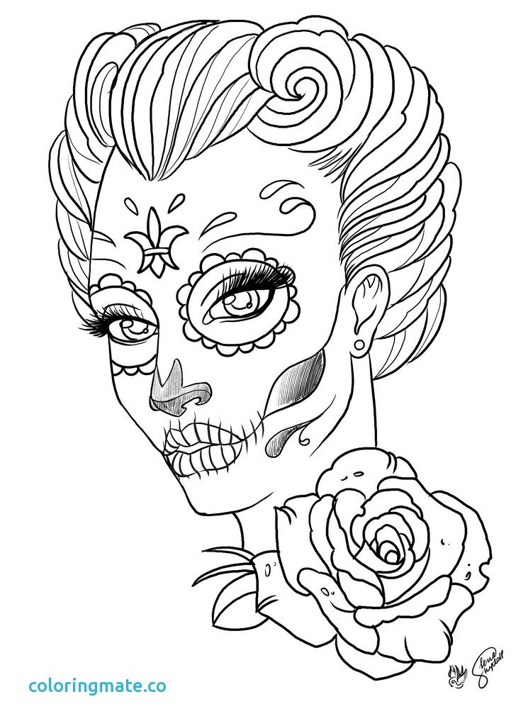 745x1024 Tattoo Coloring Pages Inspirational Coloring Pages Coloring Pages
