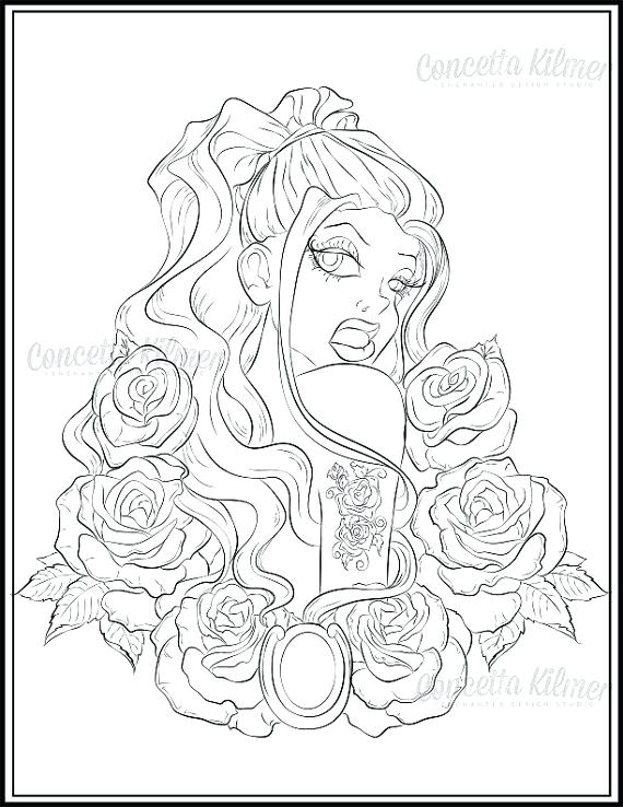 570x738 Tattoo Coloring Sheets Tattoo Coloring Pages Tattoo Coloring Pages