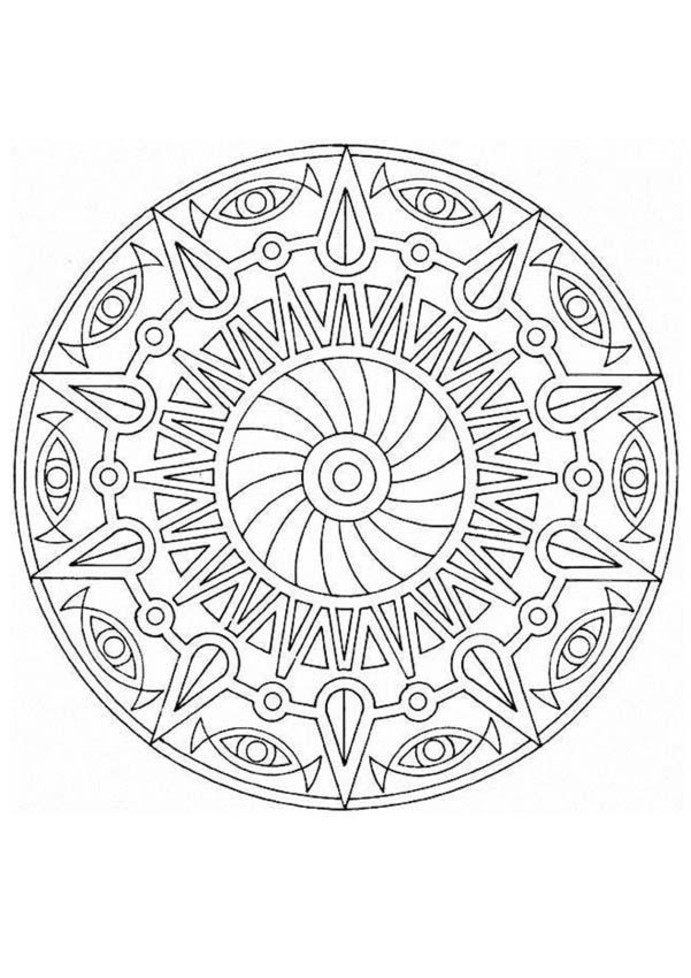 691x978 Marvellous Inspiration Ideas Advanced Coloring Pages Best