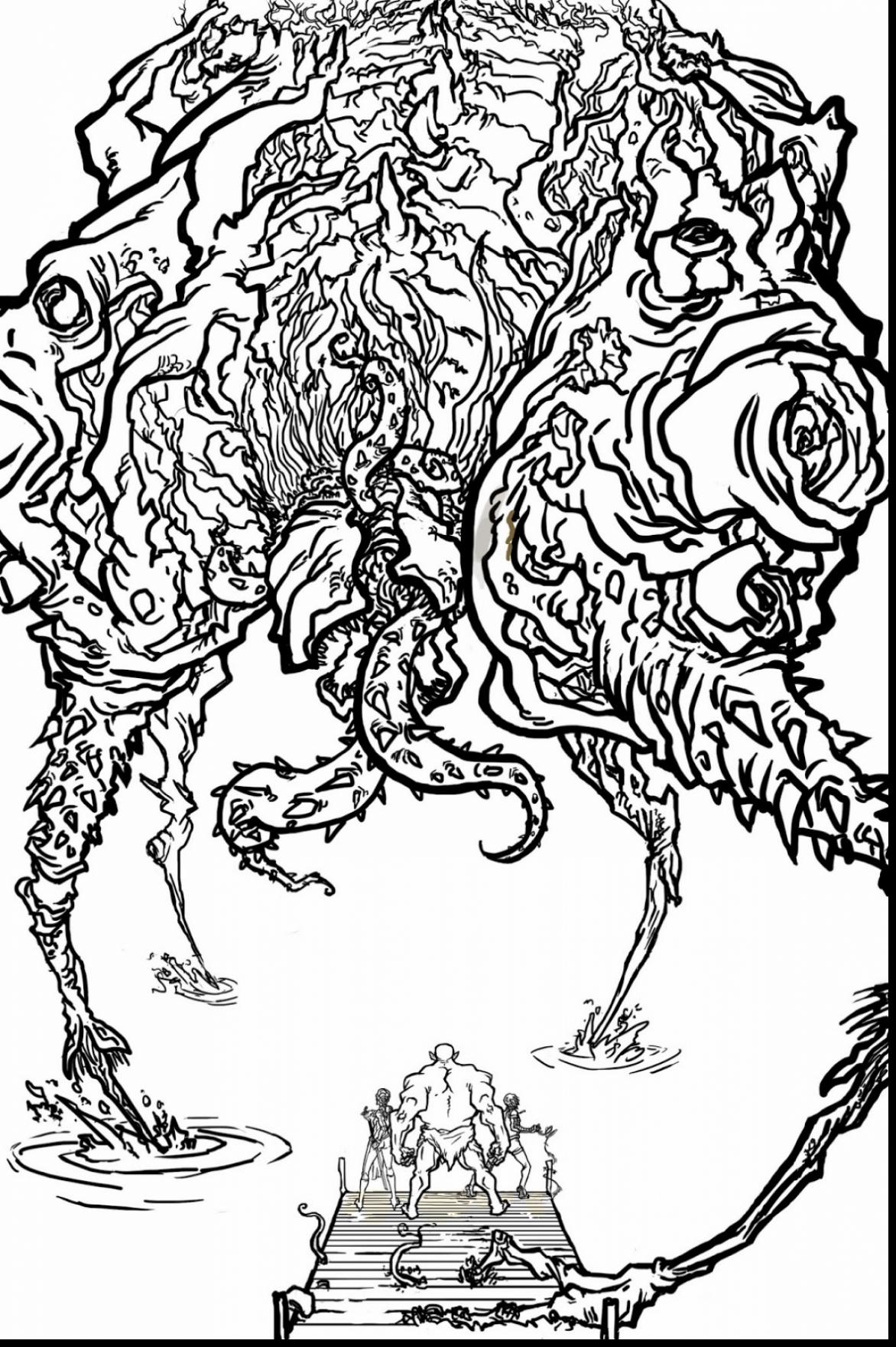 1172x1760 Coloring Pages Advanced