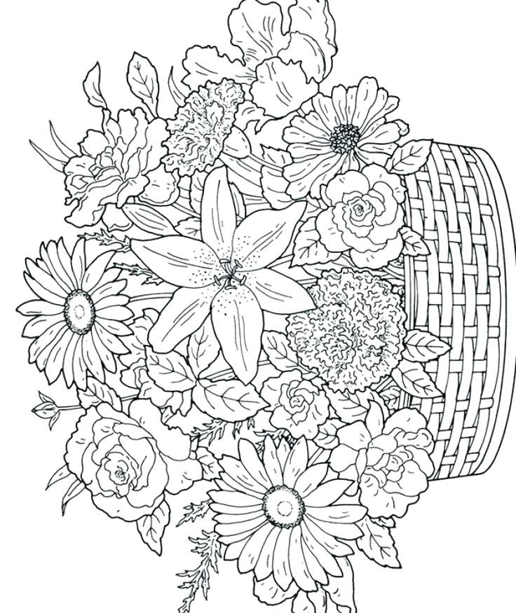 736x875 Free Advanced Coloring Pages Free Advanced Coloring Pages Kids