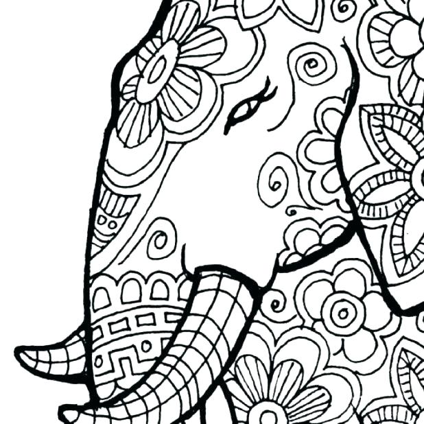 618x618 Advanced Coloring Pages For Adults Print Coloring Pages For Adults