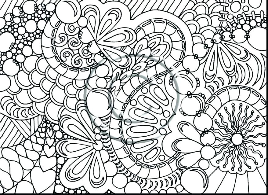 878x638 Free Advanced Coloring Pages Free Detailed Coloring Pages Free