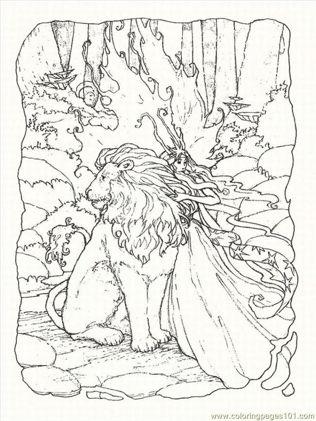 Advanced Fantasy Coloring Pages at GetDrawings.com   Free for ...